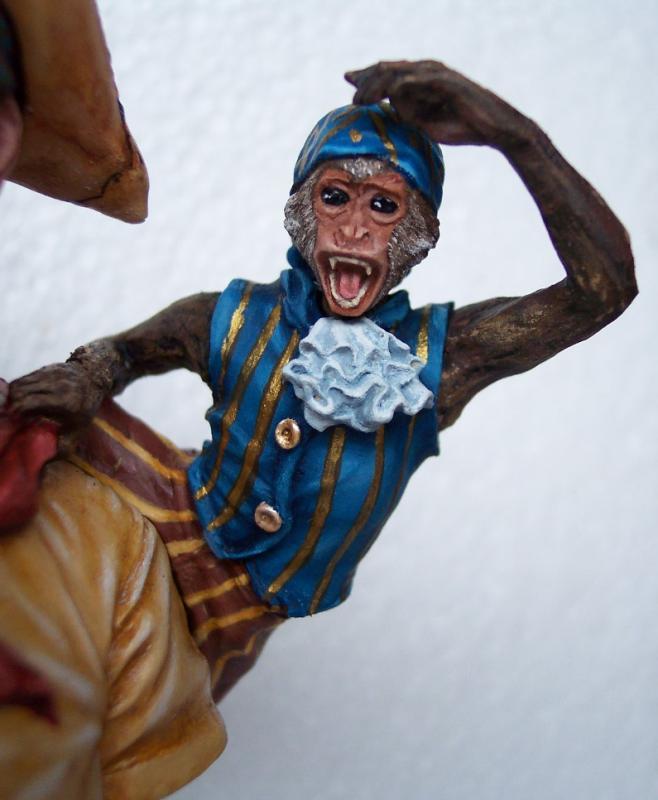 Young Miniature-The Pirat YH1820-Resinbüste 1/10 Piratf12