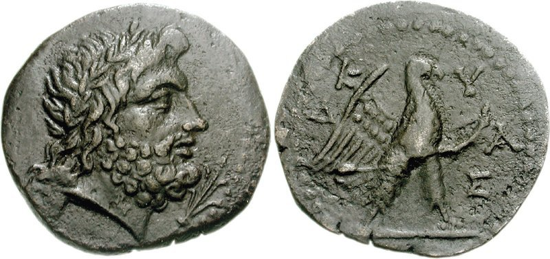 Monnaie grecque, Monnaie de Crète, Knossos 73000210