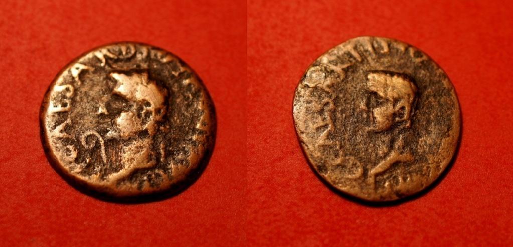 Quelques monnaies provinciales de ma collection  Caligu11