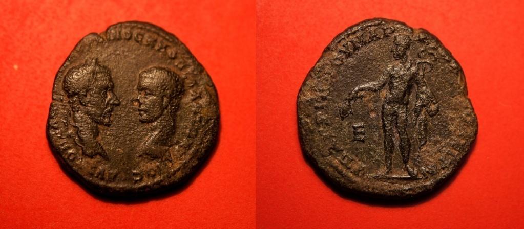 Quelques monnaies provinciales de ma collection  Diadum10
