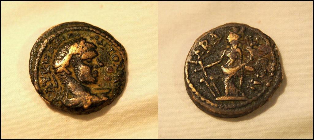Quelques monnaies provinciales de ma collection  Elagab10