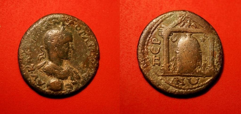 Quelques monnaies provinciales de ma collection  Gordia11