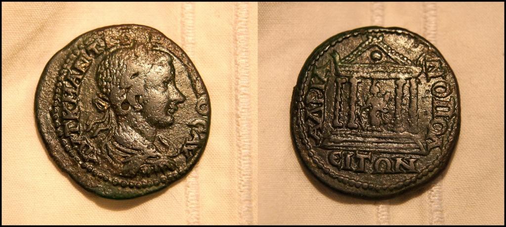 Quelques monnaies provinciales de ma collection  Gordie10
