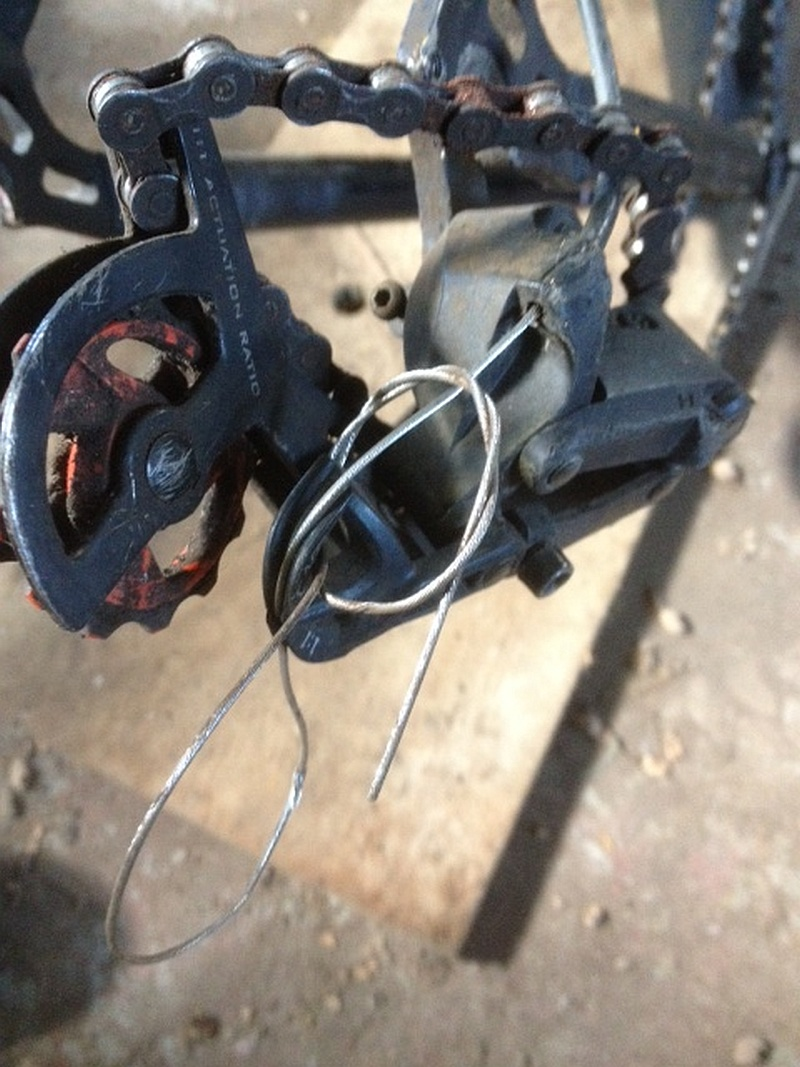 My work Bench & work Photo_22