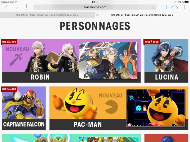 Super Smash Bros. | Wii U & 3DS - Page 4 Image10
