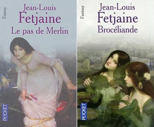 Le pas de Merlin Tomes 1 et 2 de Jean-Louis Fetjaine Jean-l10