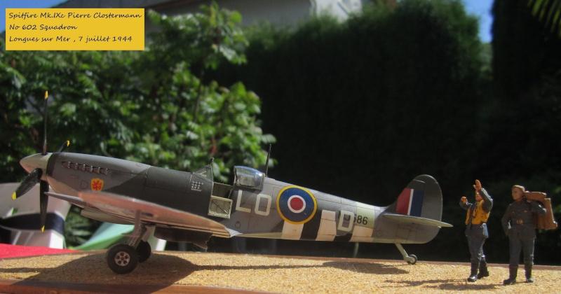 Spitfire MK IX Eduard 1/48 Spit-011