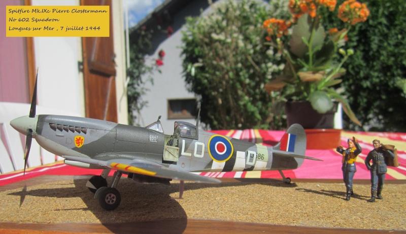 Spitfire MK IX Eduard 1/48 Spit-013