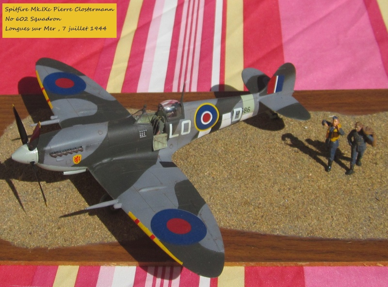 Spitfire MK IX Eduard 1/48 Spit-014