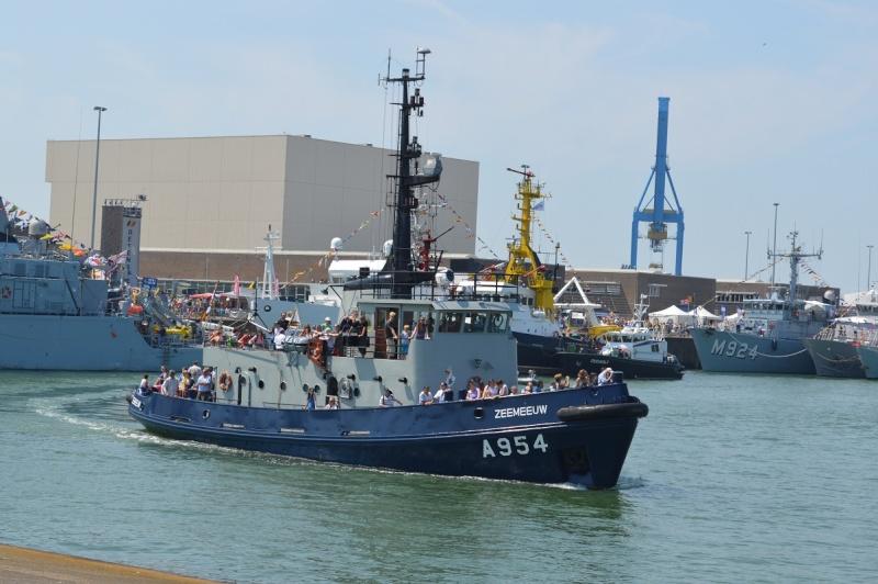 Portes ouvertes 2013 - Navy Days Zeebrugge 2013 - Page 6 Navyda13