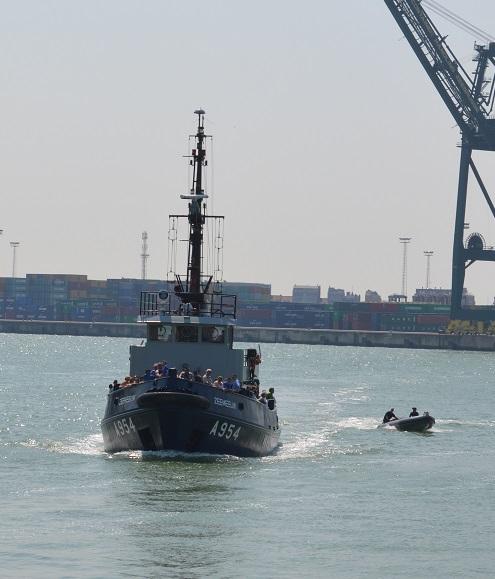 Portes ouvertes 2013 - Navy Days Zeebrugge 2013 - Page 6 Navyda15