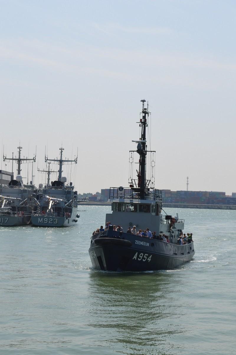 Portes ouvertes 2013 - Navy Days Zeebrugge 2013 - Page 6 Navyda16