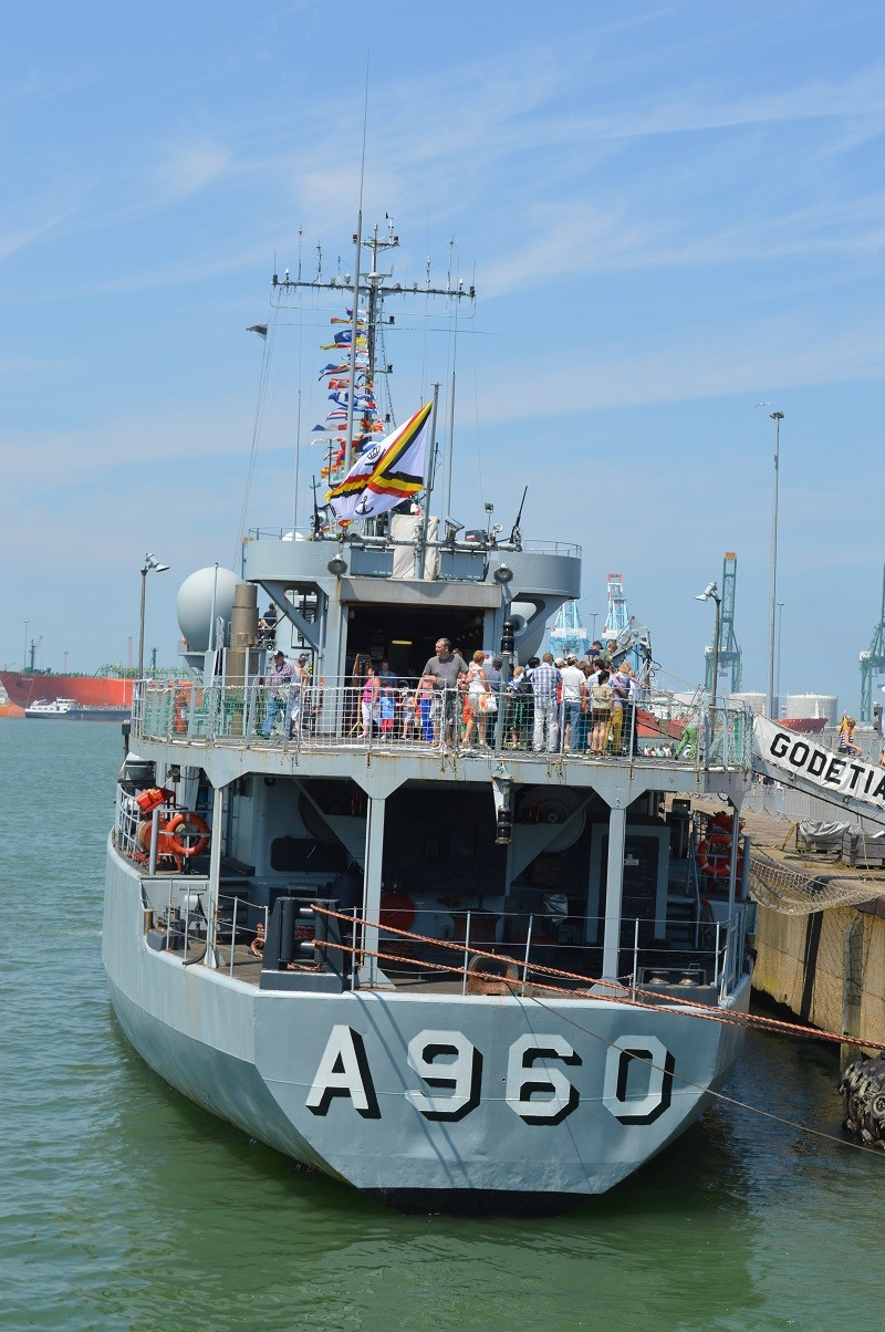 Portes ouvertes 2013 - Navy Days Zeebrugge 2013 - Page 8 Navyda51
