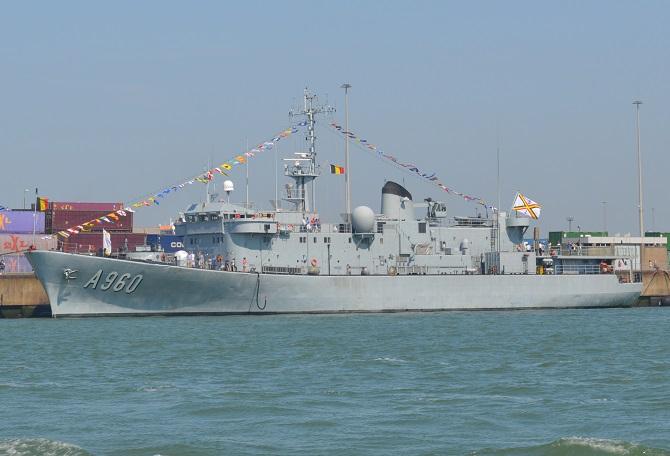 Portes ouvertes 2013 - Navy Days Zeebrugge 2013 - Page 8 Navyda88