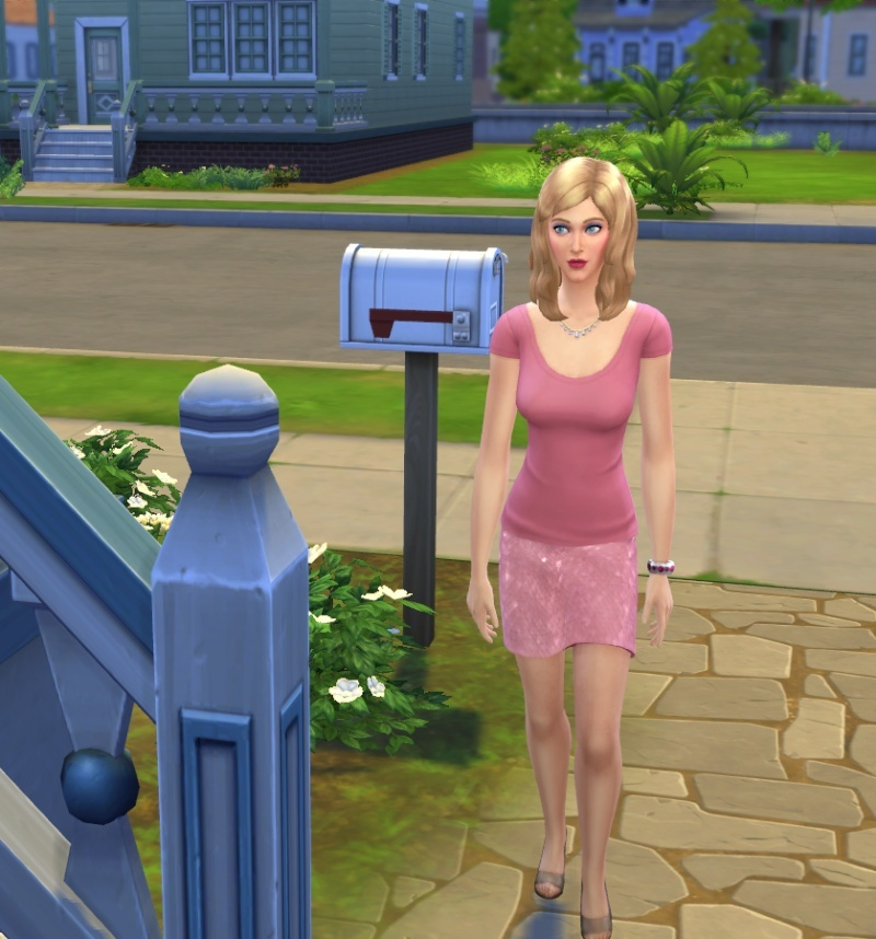 CAS Sims in Game 09-02-11