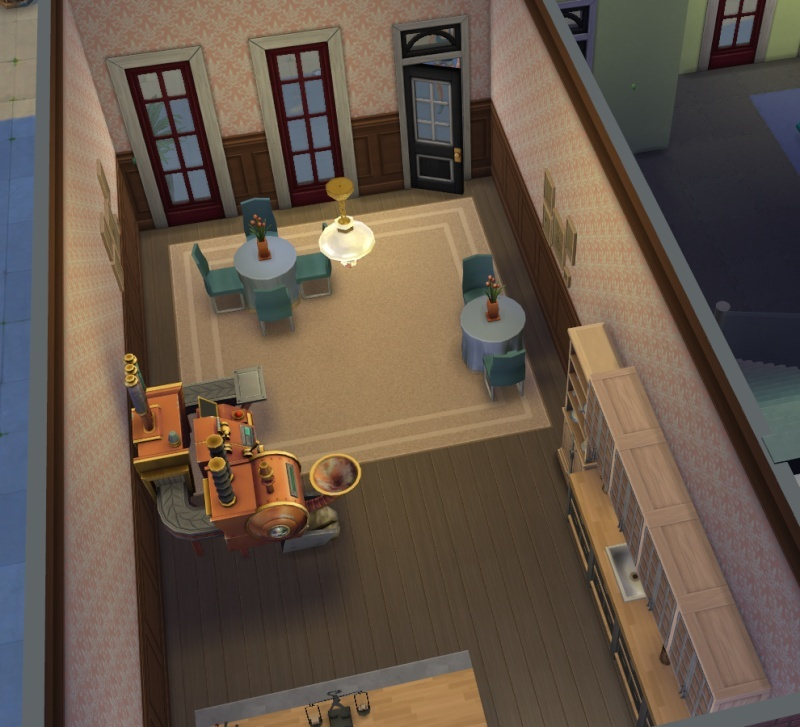 Daisylee's Doings Sims 4 - Pirate Ship park added 7-16 09-02-16