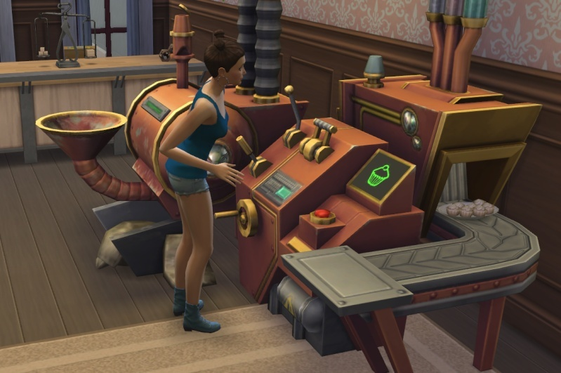 Daisylee's Doings Sims 4 - Pirate Ship park added 7-16 09-02-17