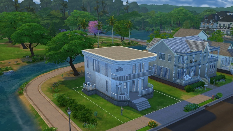 Daisylee's Doings Sims 4 - Pirate Ship park added 7-16 09-02-18