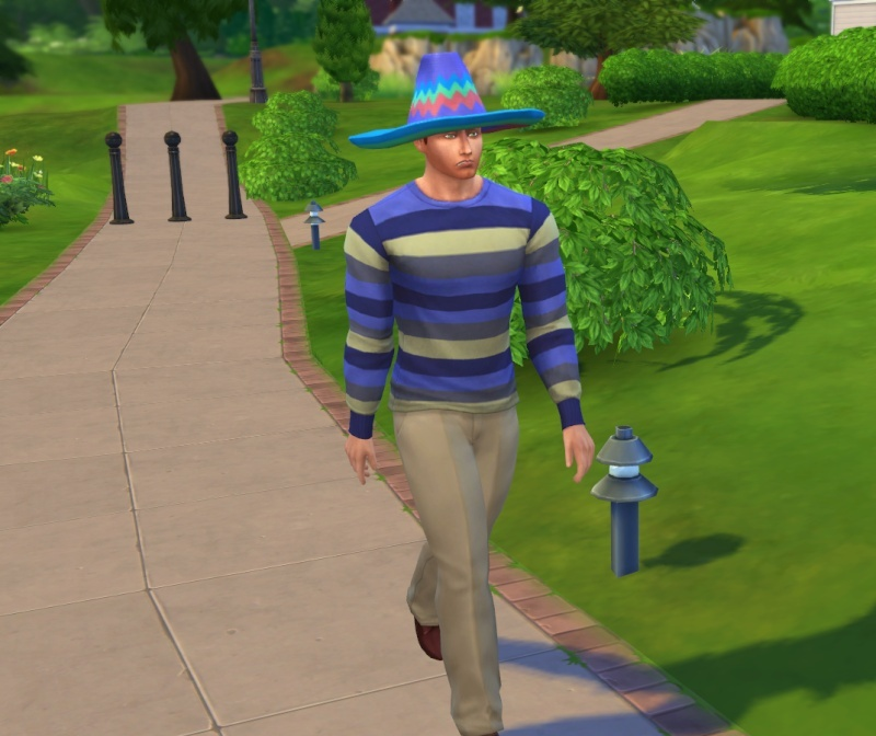 Sims Who Dressed in the Dark SIMs 4 [2014-2018] 09-02-19
