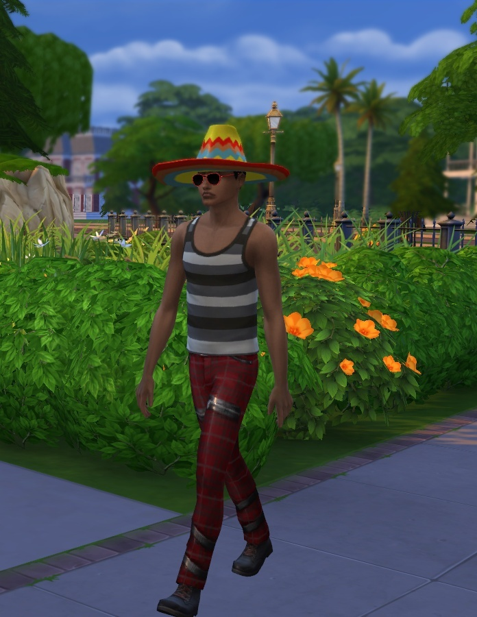Sims Who Dressed in the Dark SIMs 4 [2014-2018] 09-04-10