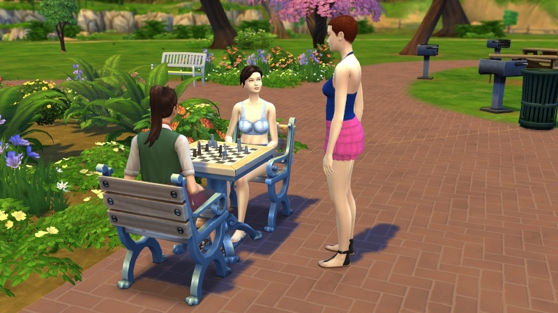 Funny Screenshot: Share your funniest moments in The Sims 4 09-14-10
