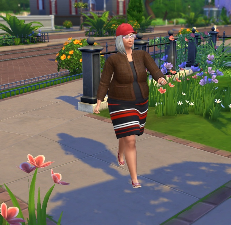 Sims Who Dressed in the Dark SIMs 4 [2014-2018] 09-20-10