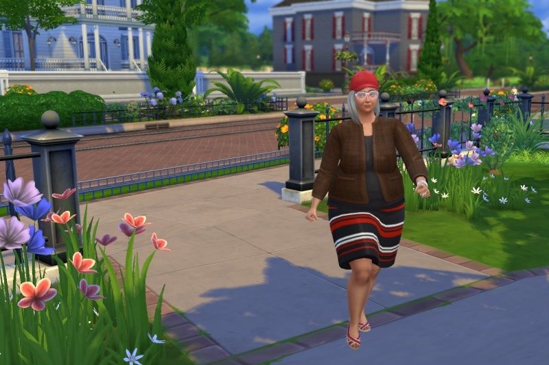 Sims Who Dressed in the Dark SIMs 4 [2014-2018] 09-20-11
