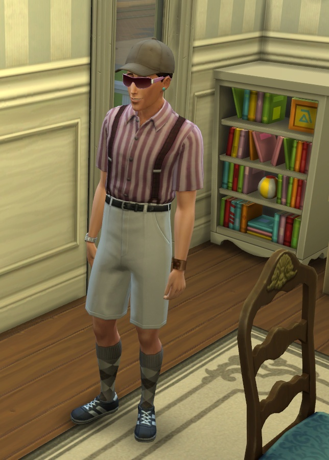 Sims Who Dressed in the Dark SIMs 4 [2014-2018] - Page 2 10-31-10