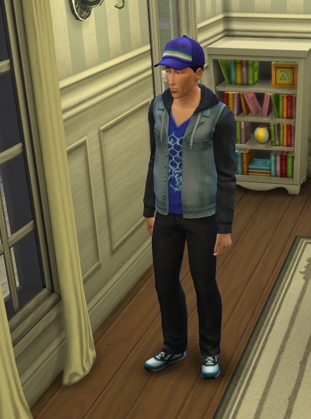Sims Who Dressed in the Dark SIMs 4 [2014-2018] - Page 2 11-01-10