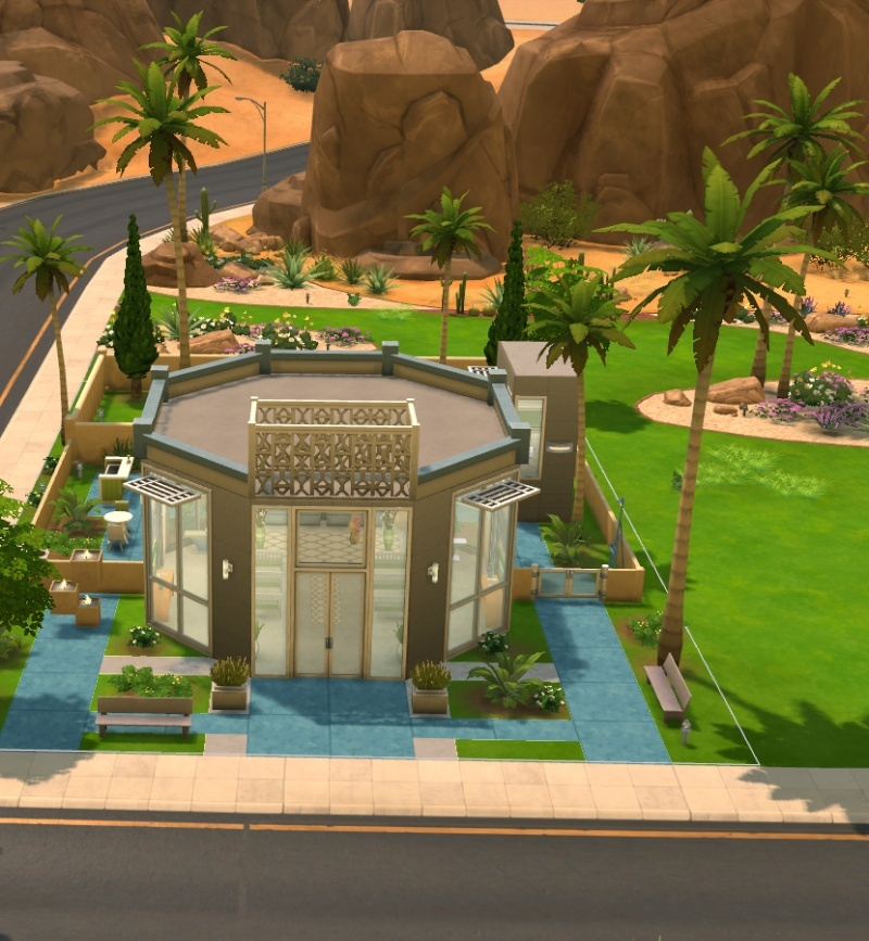 Daisylee's Doings Sims 4 - Pirate Ship park added 7-16 11-02-13