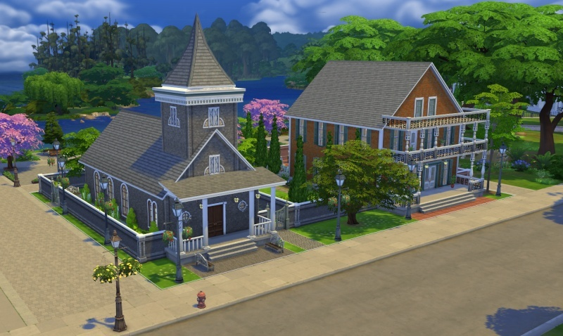 Daisylee's Doings Sims 4 - Pirate Ship park added 7-16 Aaaa11