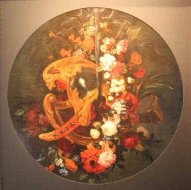 Exposition Fleurs du Roi au grand trianon 110