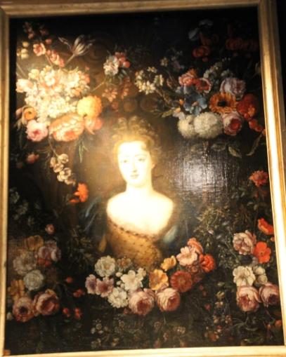 Exposition Fleurs du Roi au grand trianon 410