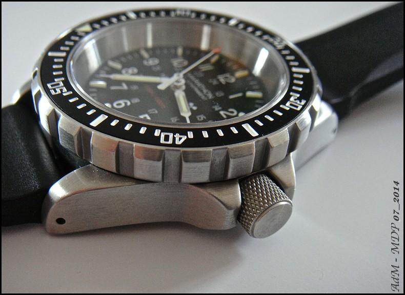 Les autres marques de montres de plongée Tsar111