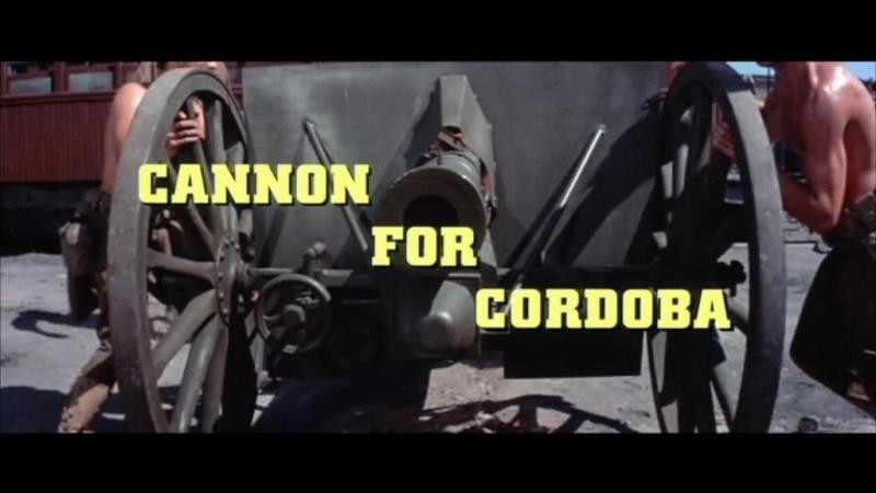 Les Canons de Cordoba - Cannon for Cordoba - 1970 - Paul Wendkos Pdvd_157