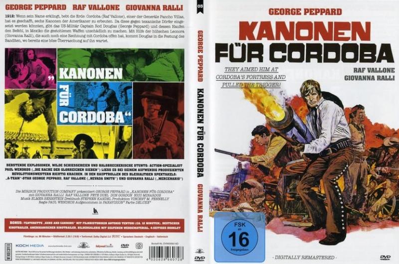 Les Canons de Cordoba - Cannon for Cordoba - 1970 - Paul Wendkos Pdvd_169