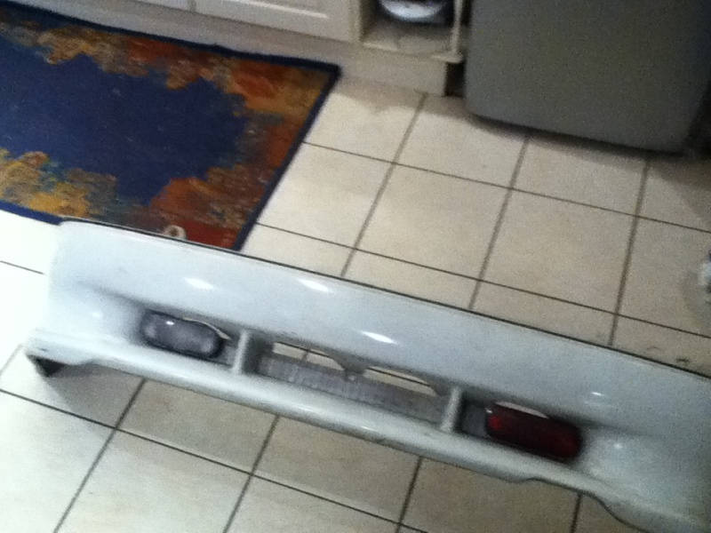 Want a phase 1 rear bumper in good condition Img_0010