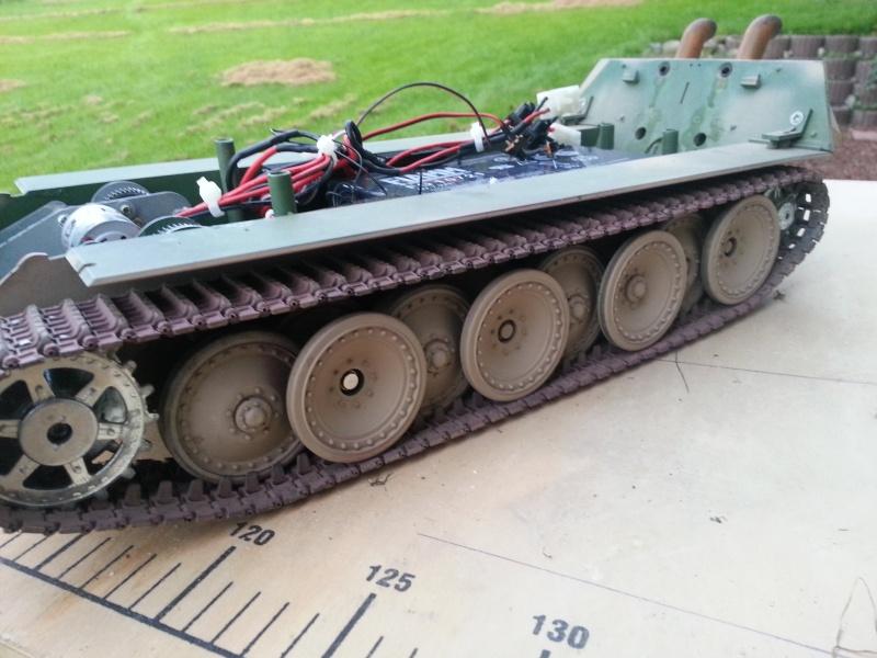 Jagdpanther Umbau 1:16 20120913