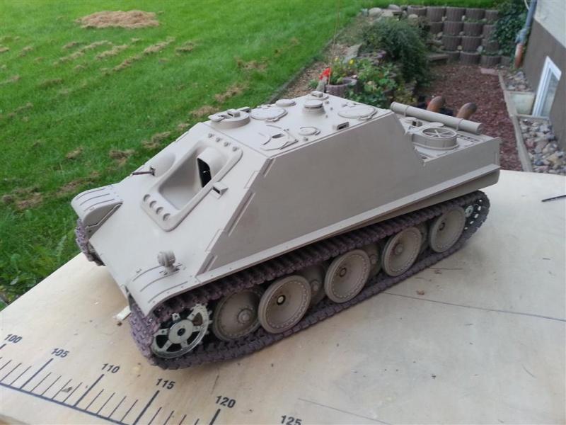 Jagdpanther Umbau 1:16 20120914