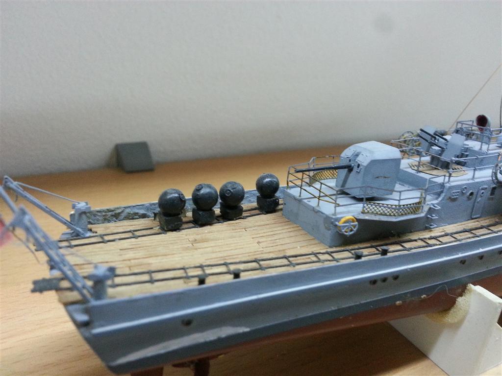 Fertige Schiffe der Kriegsmarine im Maßstab 1:200 20120932