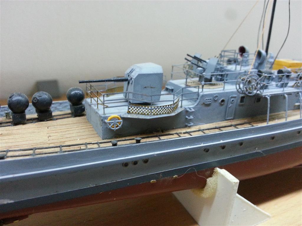 Fertige Schiffe der Kriegsmarine im Maßstab 1:200 20120933