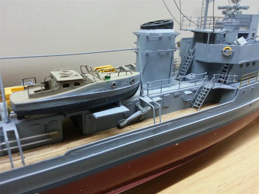 Fertige Schiffe der Kriegsmarine im Maßstab 1:200 20120934