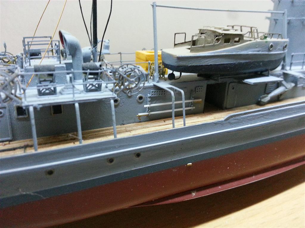 Fertige Schiffe der Kriegsmarine im Maßstab 1:200 20120936