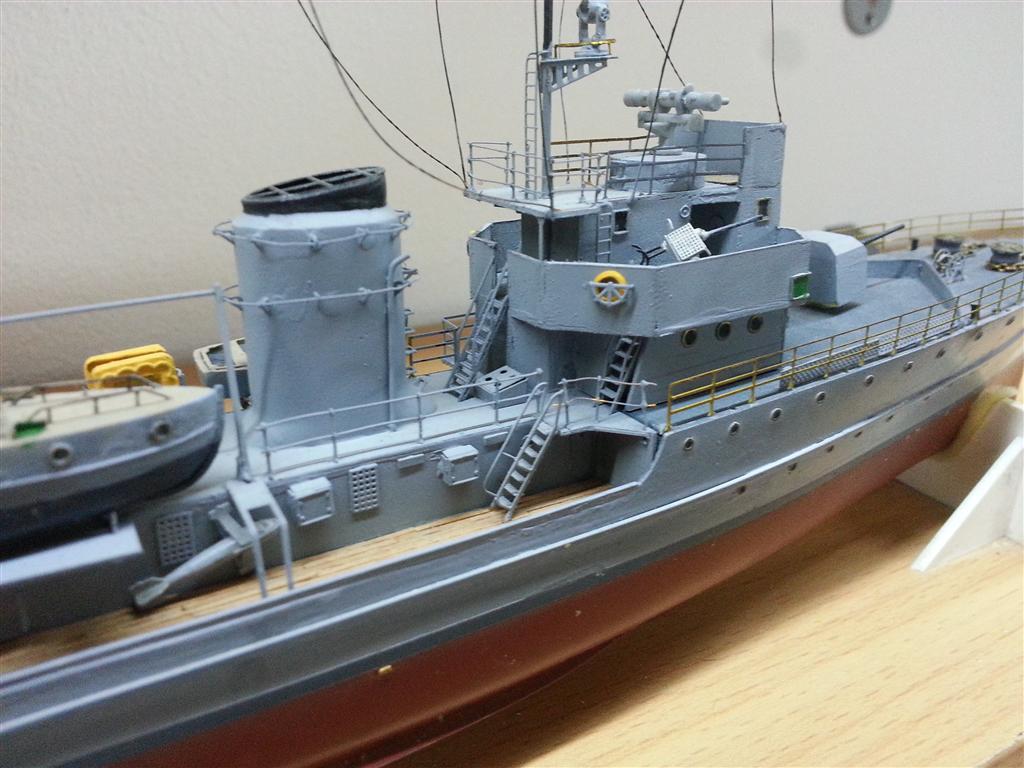 Fertige Schiffe der Kriegsmarine im Maßstab 1:200 20120937
