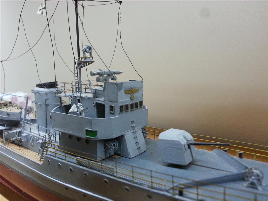 Fertige Schiffe der Kriegsmarine im Maßstab 1:200 20120938