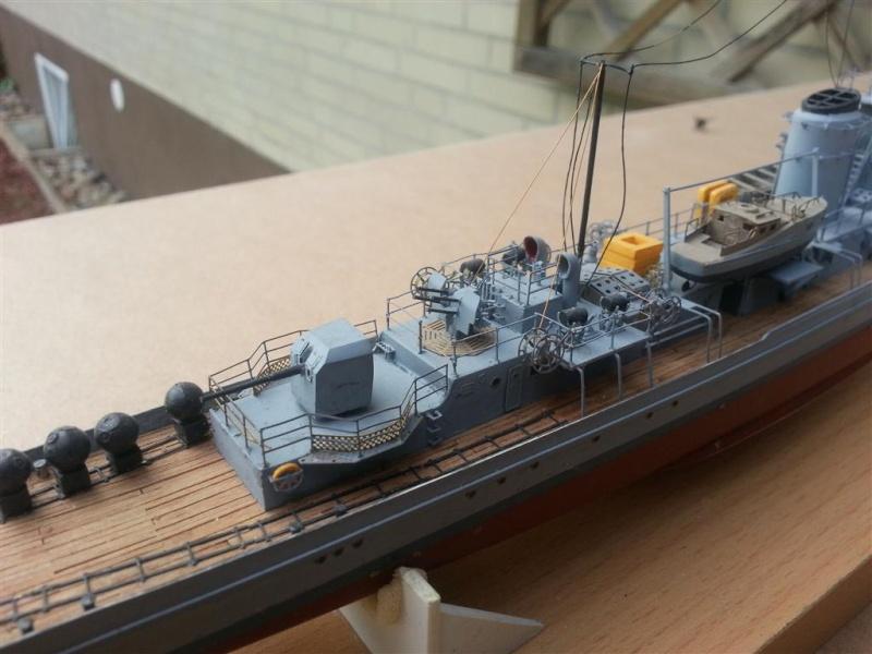 Fertige Schiffe der Kriegsmarine im Maßstab 1:200 20120942