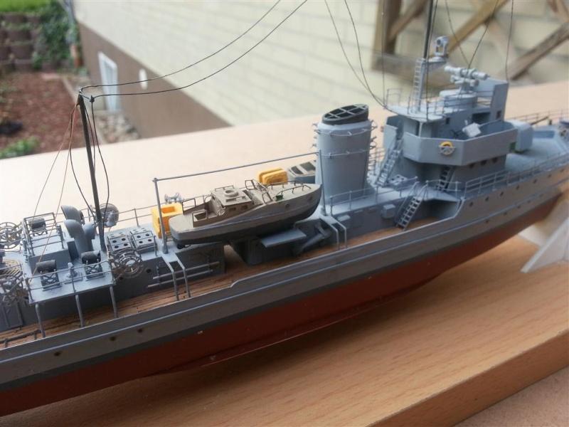 Fertige Schiffe der Kriegsmarine im Maßstab 1:200 20120944