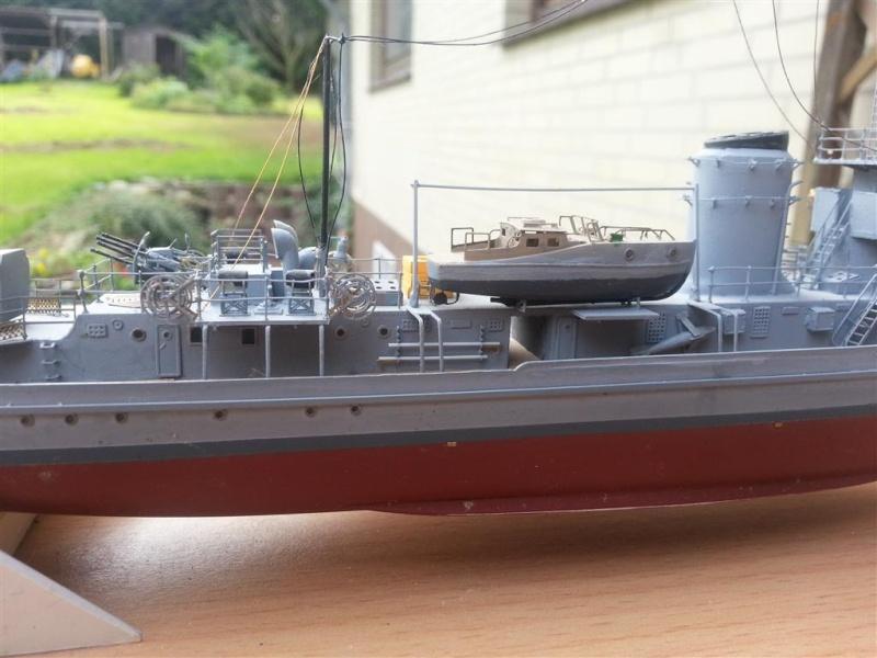 Fertige Schiffe der Kriegsmarine im Maßstab 1:200 20120945