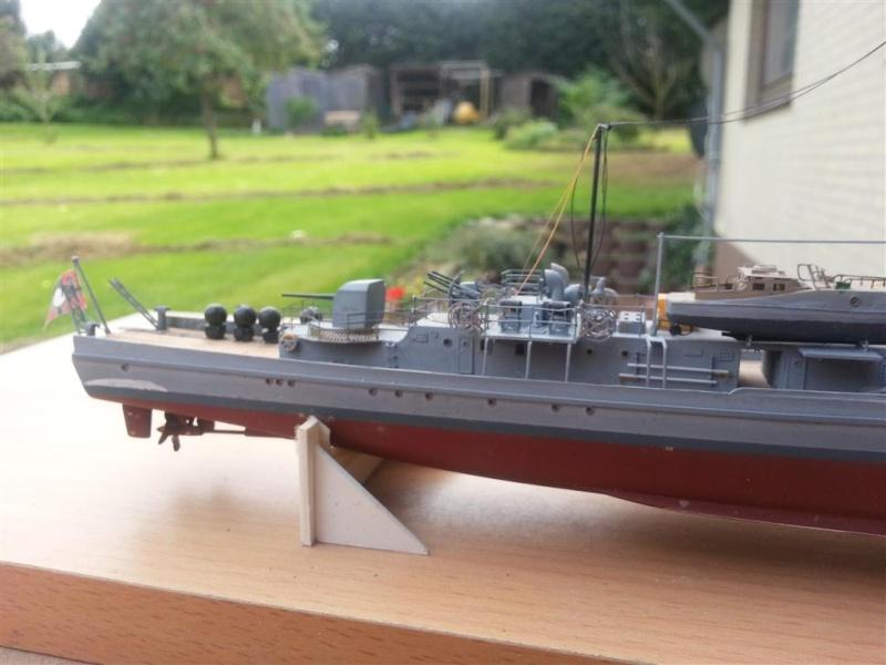 Fertige Schiffe der Kriegsmarine im Maßstab 1:200 20120946
