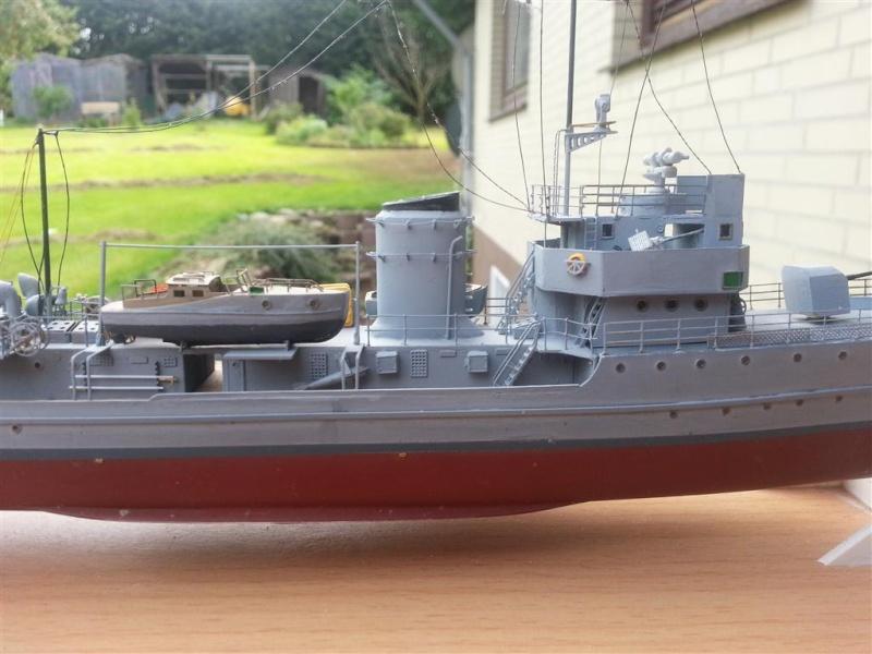 Fertige Schiffe der Kriegsmarine im Maßstab 1:200 20120947